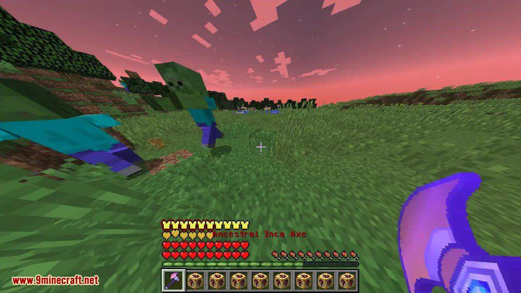 Inca Lucky Block Mod Screenshots 16