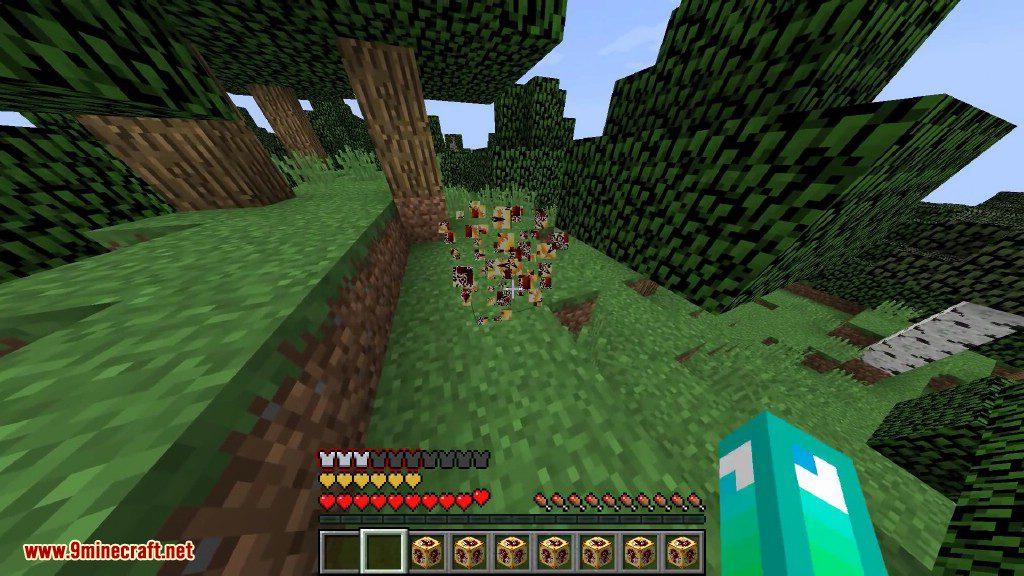 Inca Lucky Block Mod Screenshots 2