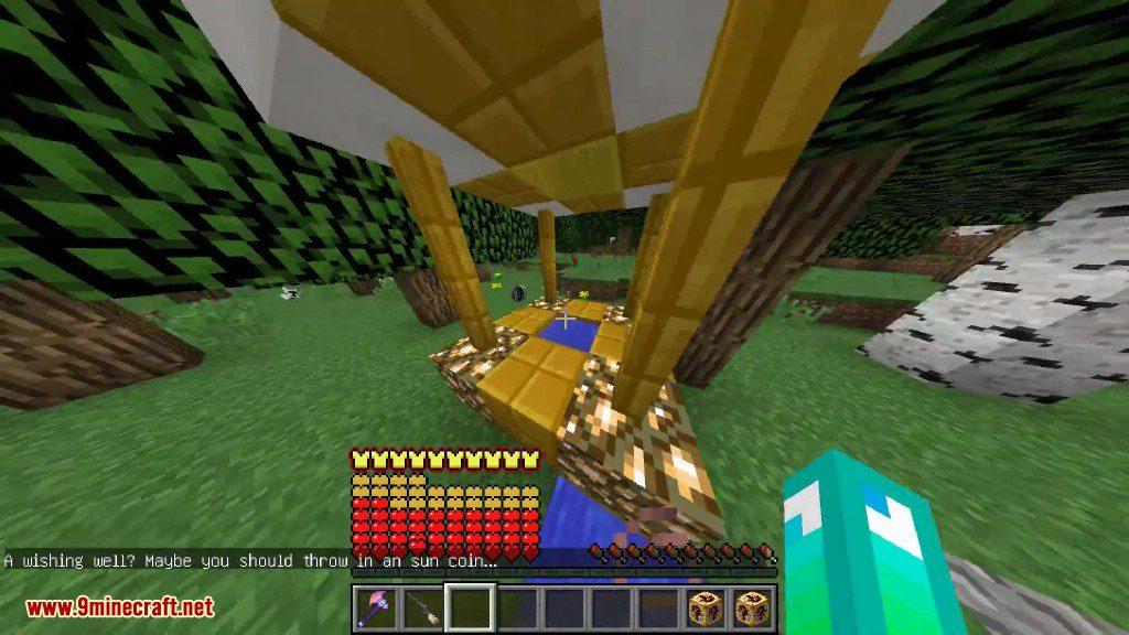 Inca Lucky Block Mod Screenshots 9