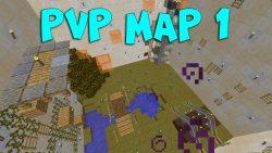PvP Map 1 Map Description