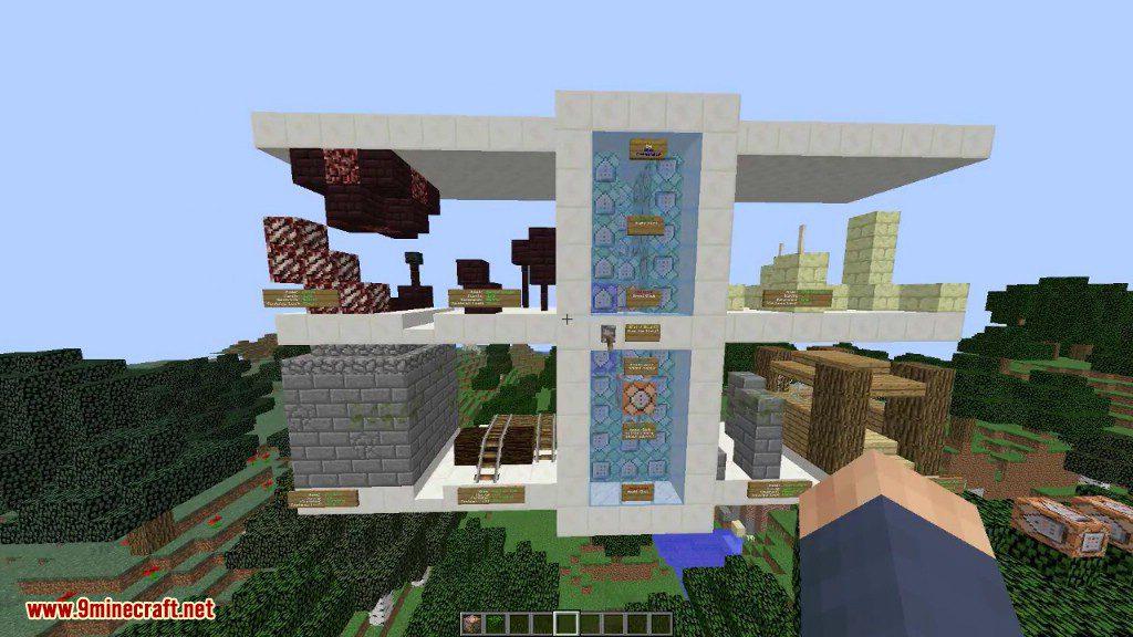 More Structures Command Block Screenshots 1