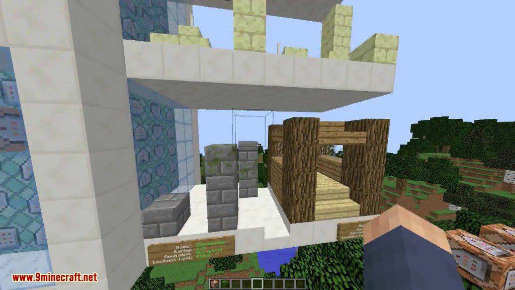 More Structures Command Block Screenshots 4
