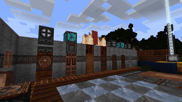 BloodCraft Resource Pack Screenshots 5