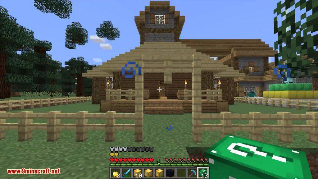 Structure Lucky Block Mod Screenshots 10