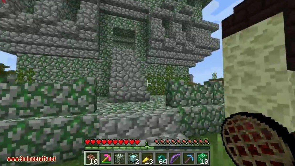 Structure Lucky Block Mod Screenshots 15