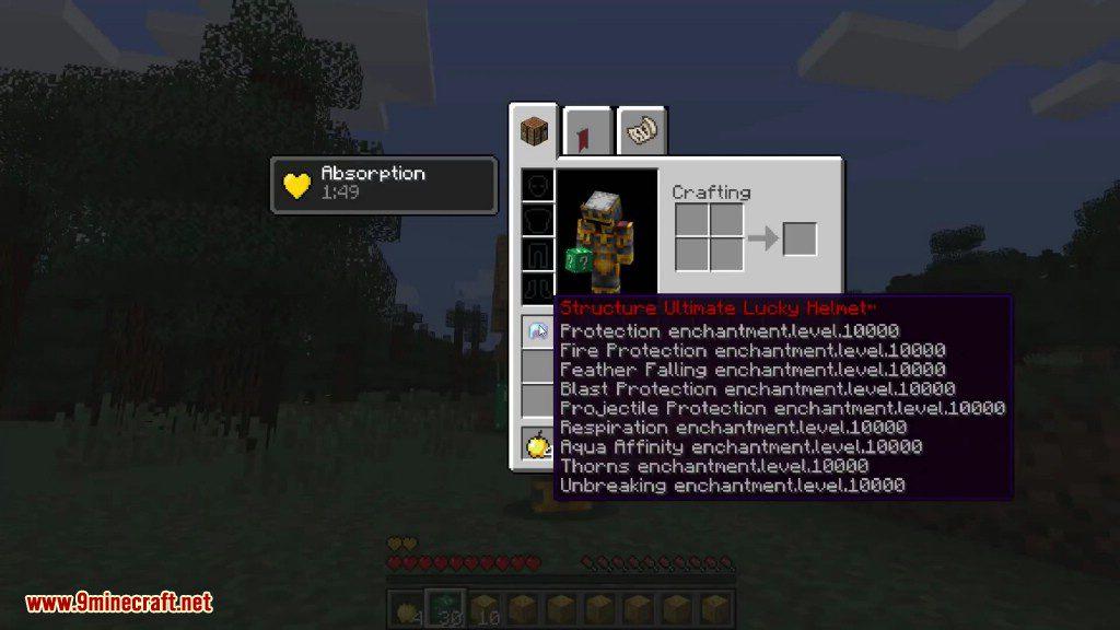 Structure Lucky Block Mod Screenshots 3