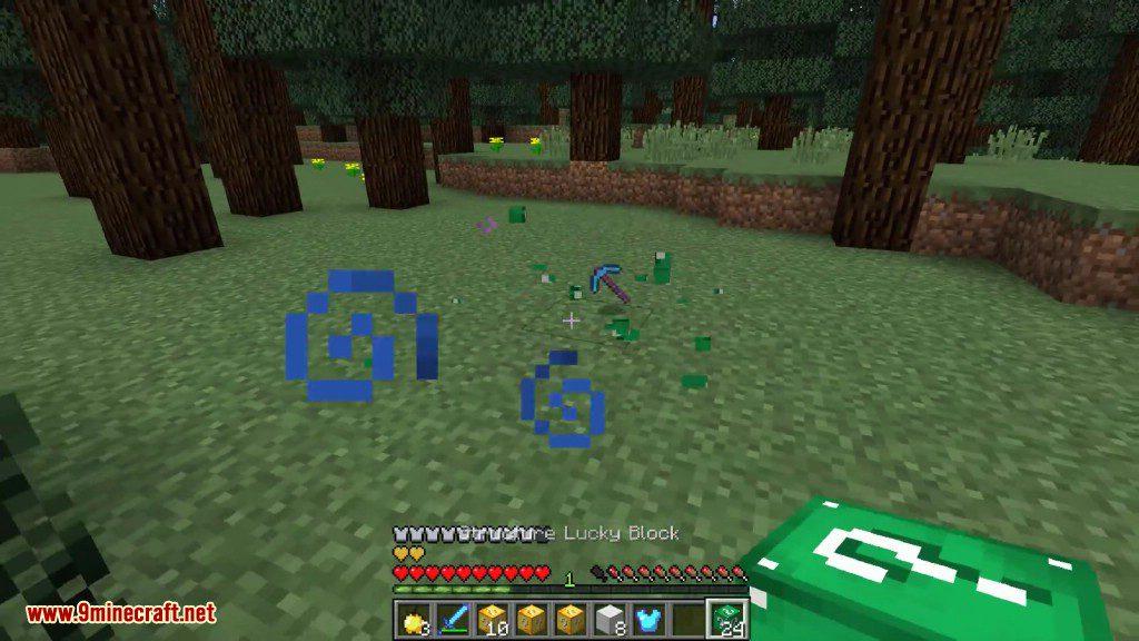 Structure Lucky Block Mod Screenshots 4