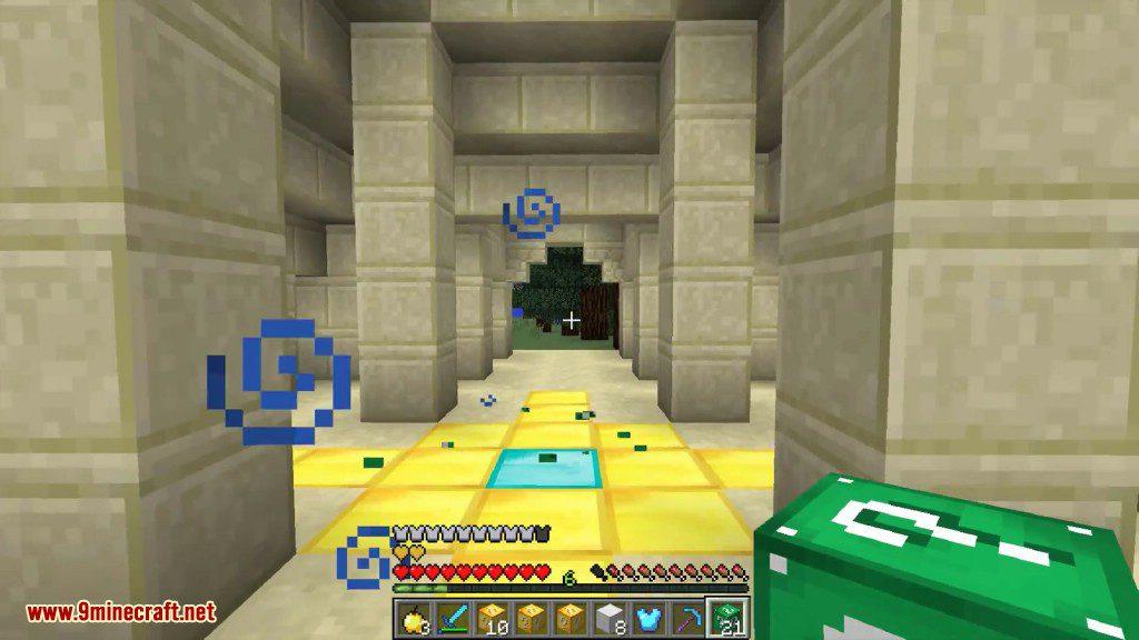 Structure Lucky Block Mod Screenshots 6