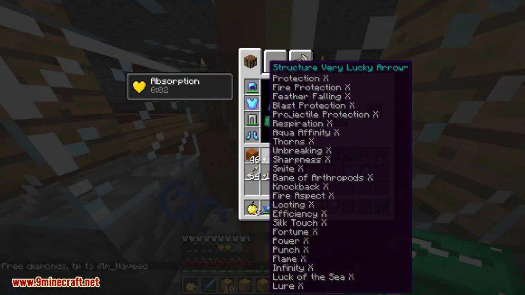 Structure Lucky Block Mod Screenshots 8