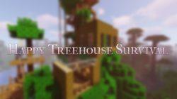 Happy Treehouse Survival Map Thumbnail