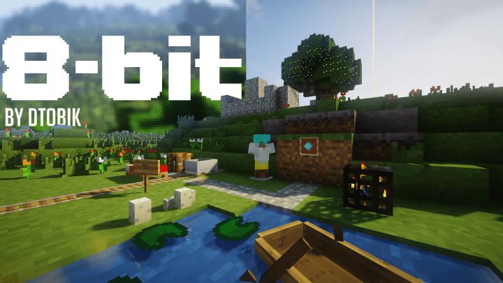 8-bit Resource Pack