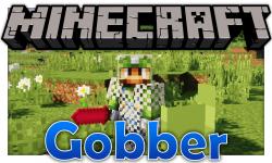 Gobber mod for minecraft logo