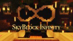 SkyBlock Infinity Map Thumbnail