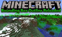 bounding box outline reloaded mod for minecraft logo