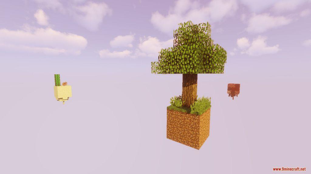 Cube SkyBlock Map Screenshots (3)