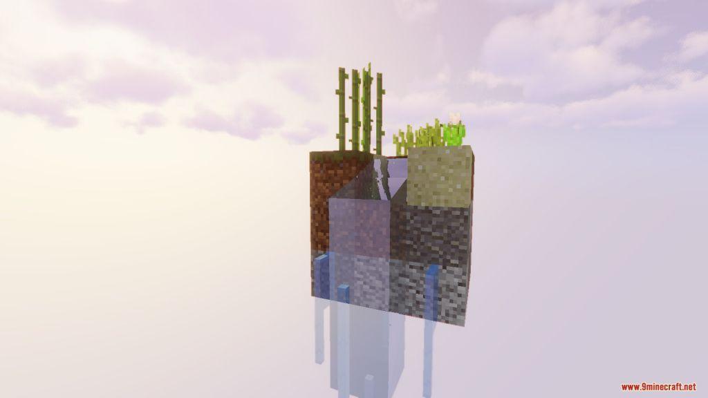 Cube SkyBlock Map Screenshots (6)