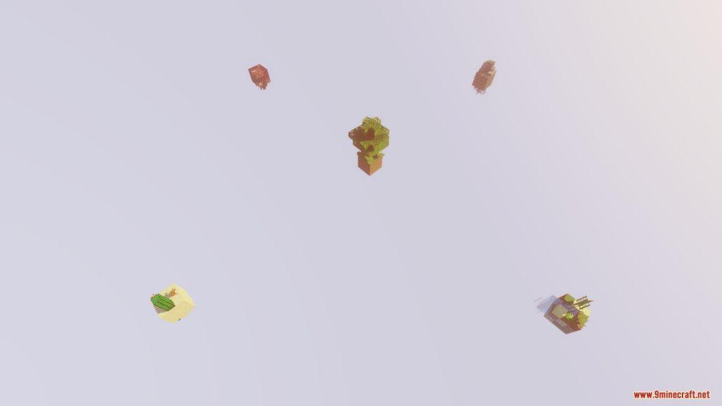 Cube SkyBlock Map Screenshots (8)