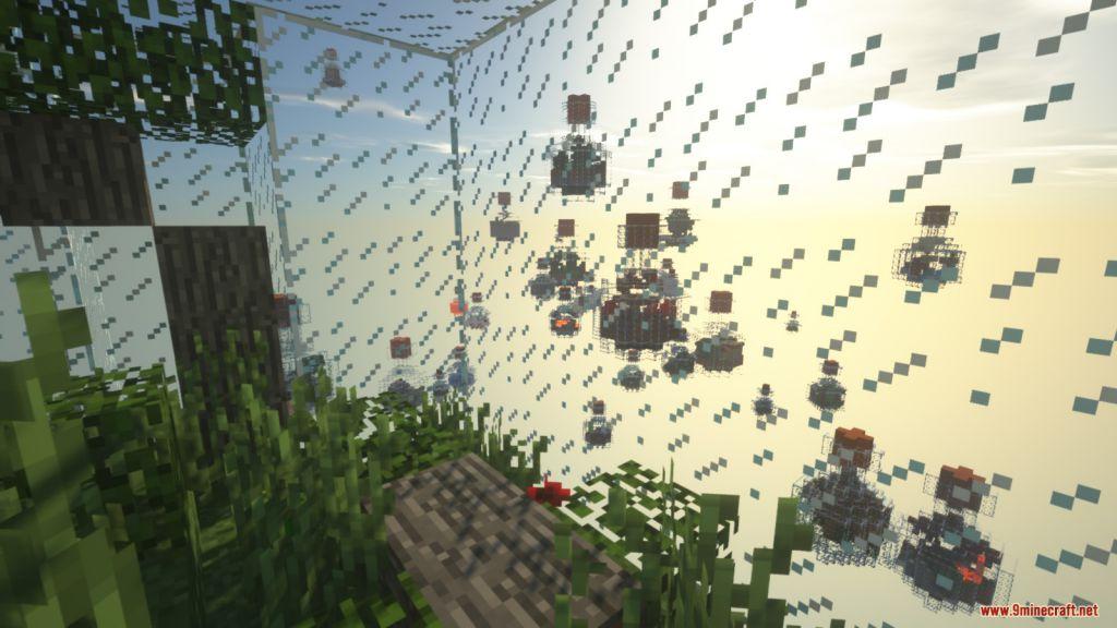 Glass Bottle Skyblock Survival Map Screenshots (11)