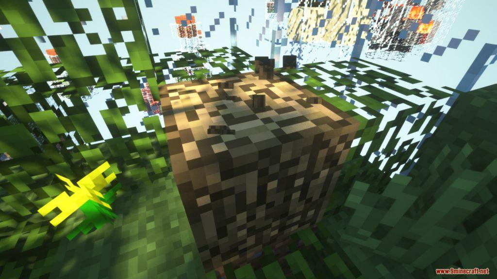 Glass Bottle Skyblock Survival Map Screenshots (3)