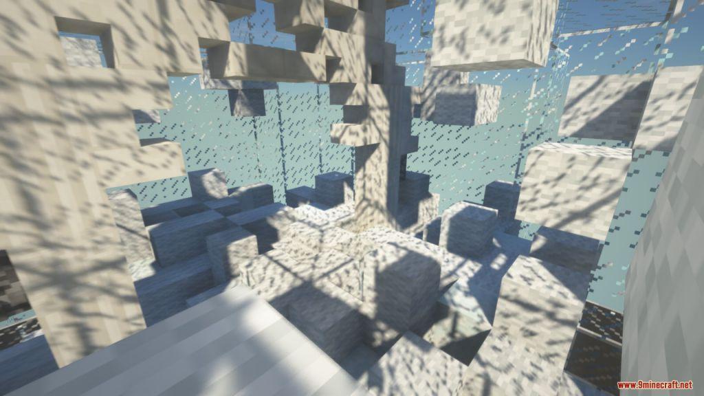 Glass Bottle Skyblock Survival Map Screenshots (4)