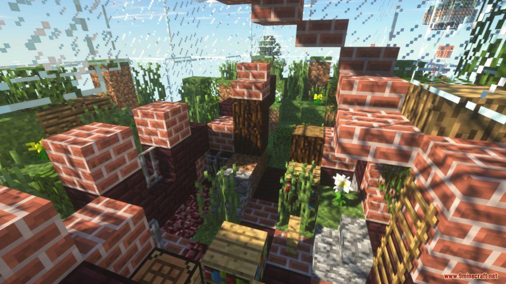 Glass Bottle Skyblock Survival Map Screenshots (5)