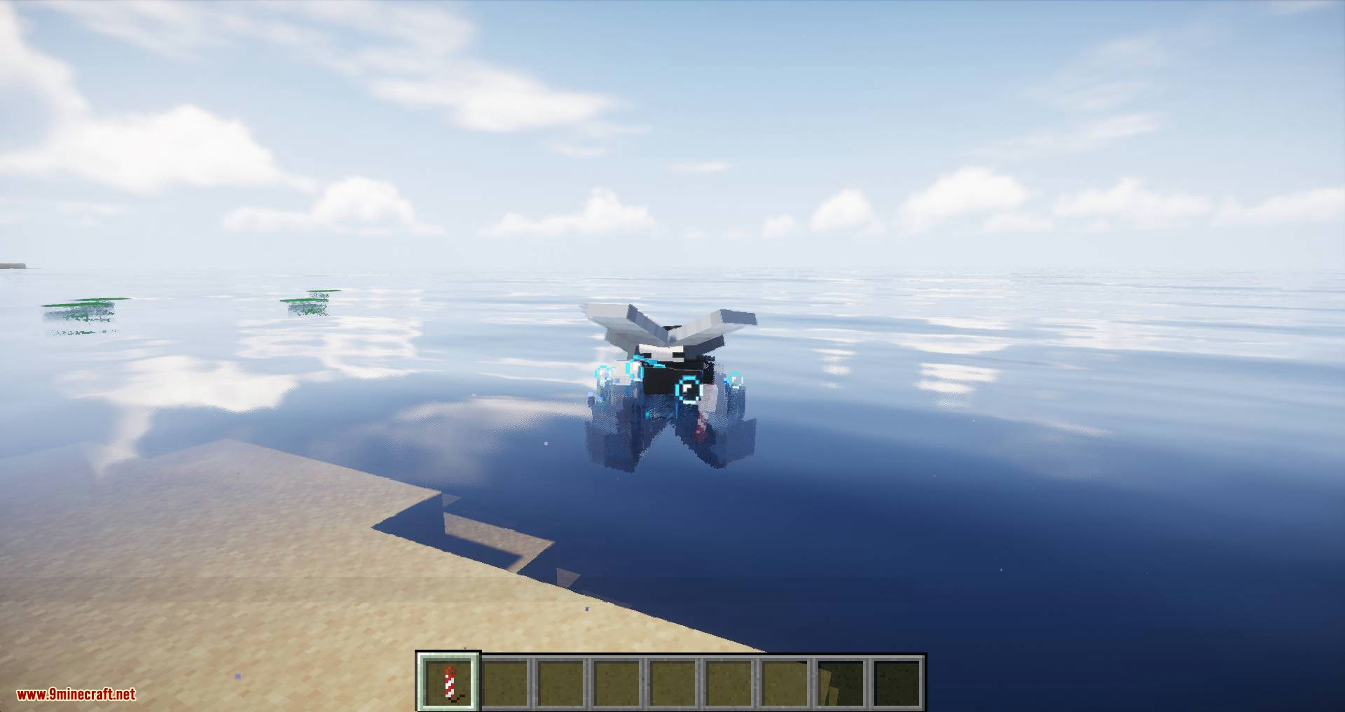 Third Person Elytra mod for minecraft 11