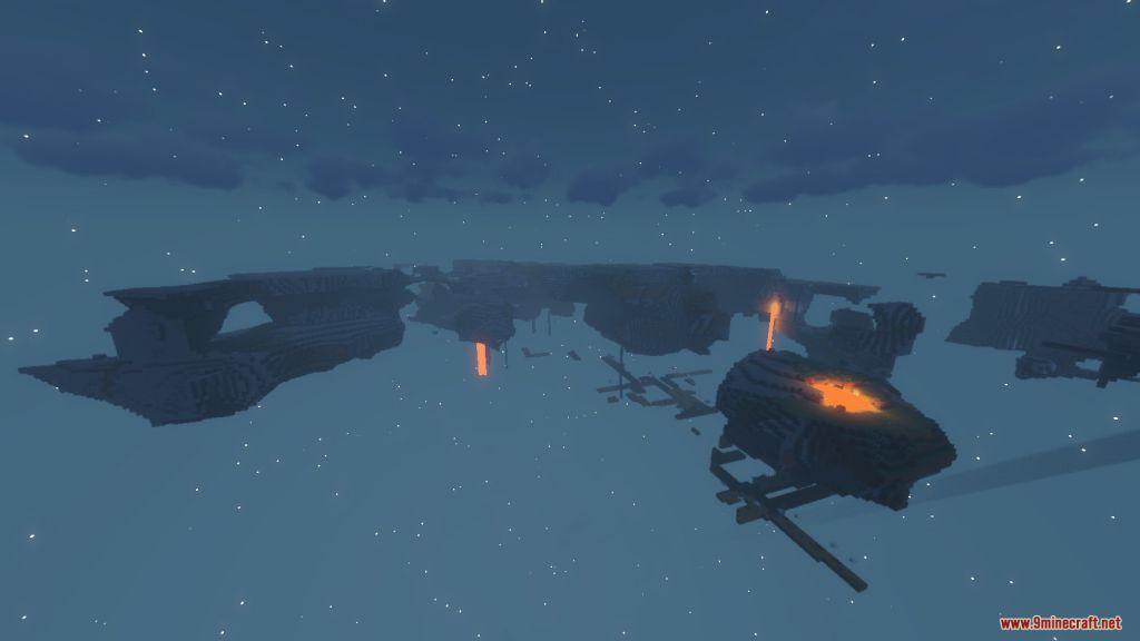 Ultra Hardcore Midnight Challenge Map Screenshots (6)