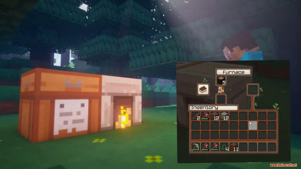 Overgrown Resource Pack Screenshots 8