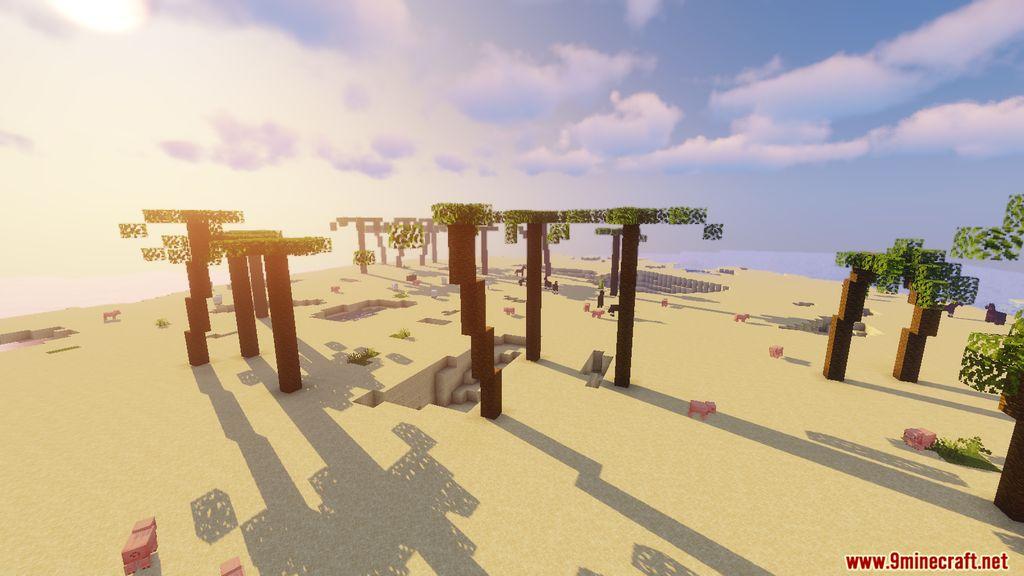 Prehistoric Island Map Screenshots (3)