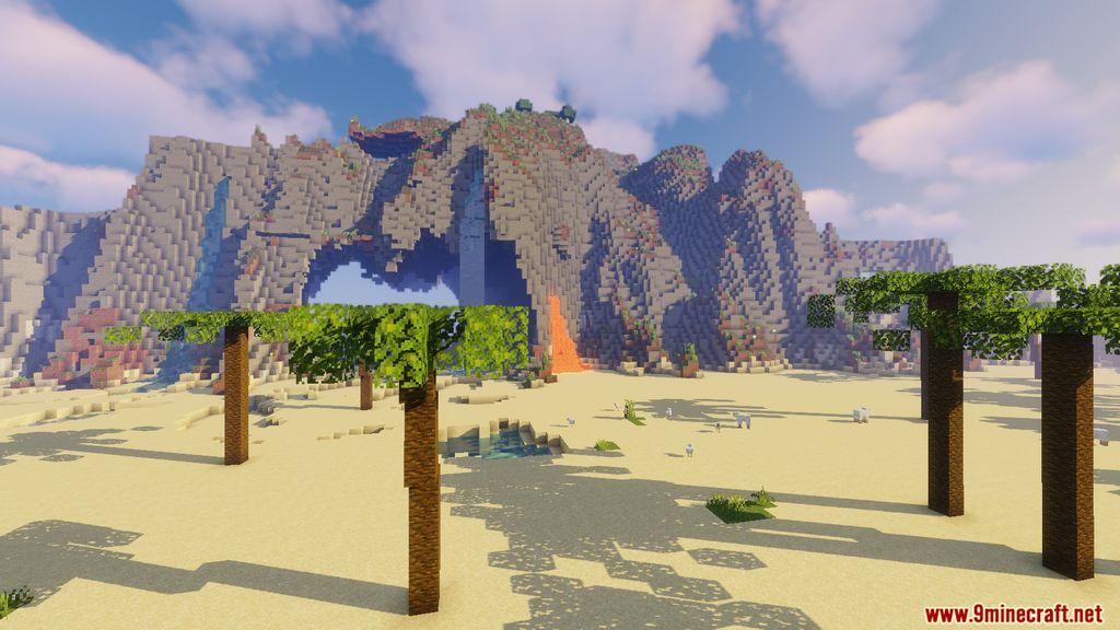 Prehistoric Island Map Screenshots (5)