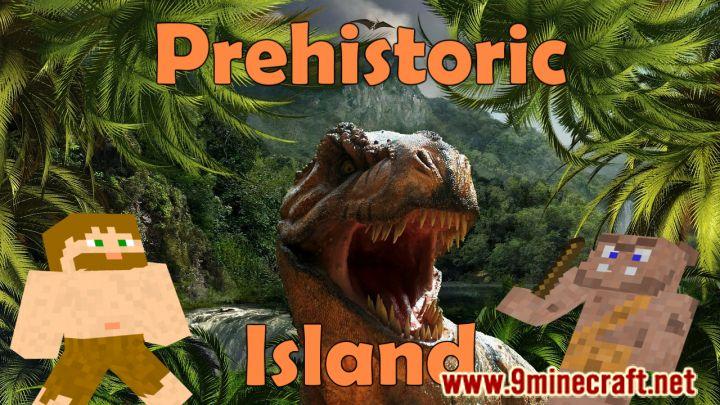 Prehistoric Island Map Thumbnail