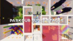 PARKOUR SUPER STAGES Map Thumbnail