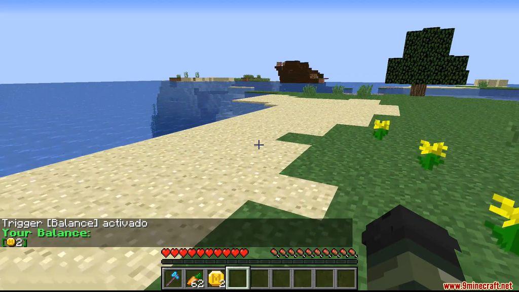 Minecoin Minecraft Data Pack Screenshots (2)