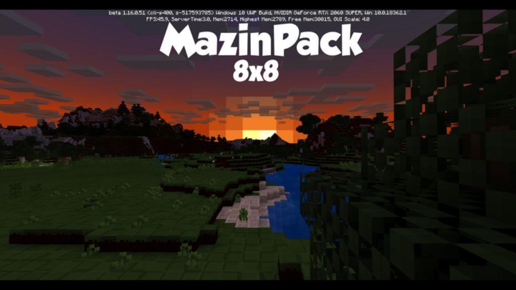Mazin Resource Pack Screenshots 5
