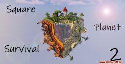 Square Planet Survival 2 Map Thumbnail