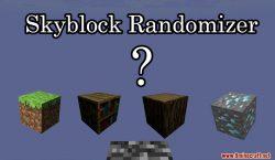 Skyblock Randomizer Map Thumbnail