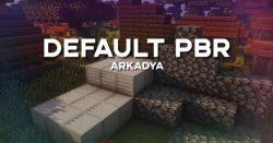 Default PBR Resource Pack