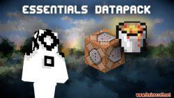 Essentials in Vanilla Data Pack Thumbnail
