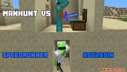 Manhunt Vs. (Speedrunner vs Assassin) Data Pack Thumbnail