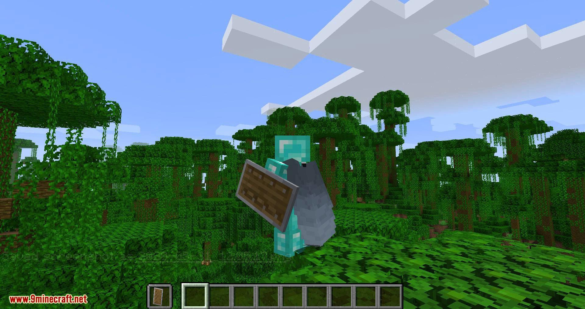 Trinkets (Fabric) mod for minecraft 08