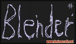 Blender Map Thumbnail