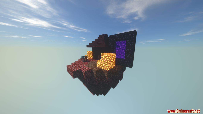 Simplified SkyWorldBlock Map Screenshots (3)