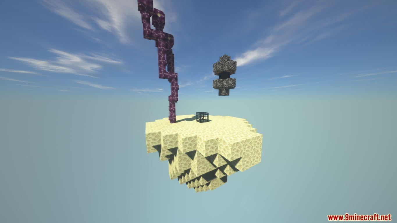 Simplified SkyWorldBlock Map Screenshots (4)