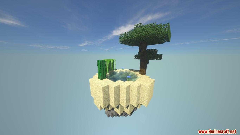 Simplified SkyWorldBlock Map Screenshots (6)