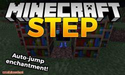 Step mod for minecraft logo