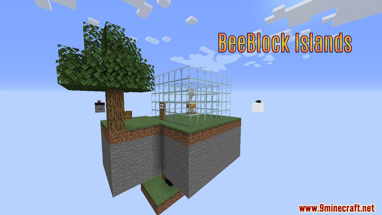 BeeBlock Islands Map Thumbnail
