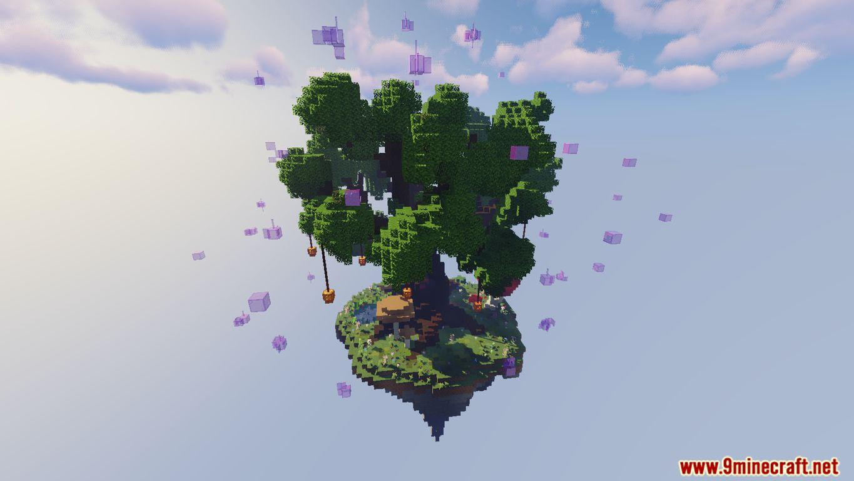 SkyBlock Advanced Map Screenshots (5)