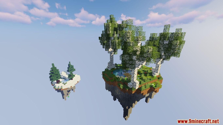 SkyBlock Advanced Map Screenshots (6)