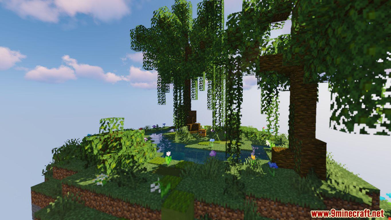 SkyBlock Advanced Map Screenshots (7)