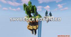 SkyBlock Advanced Map Thumbnail